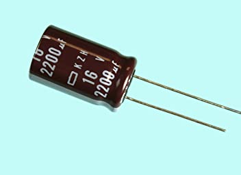 10pcs Nippon Chemi-con LXY 330uF 35v  Radial Electrolytic Capacitor