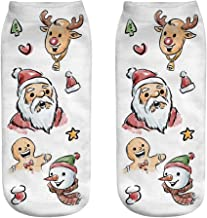 Seasonal Décor Christmas Stockings Cotton Hanging Sock Children Gifts for Holiday Party 1PC for Xmas Decor Festive Decorat...