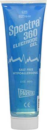 Spectra Parker Laboratories 360 Electrode Gel