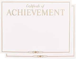 Best art achievement certificate Reviews