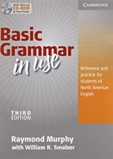 Basic Grammar in Use Student's Book without Answers and CD-ROM: Reference and Practice for Students of North American English
