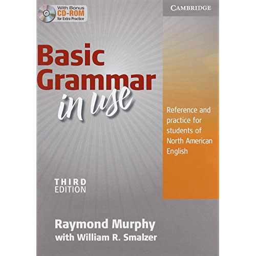 Basic Grammar In Use Student S Book Without Answers And Cd Rom