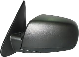 TYC 7750042 Hyundai Santa Fe Heated Power Replacement Driver Side Mirror, Black