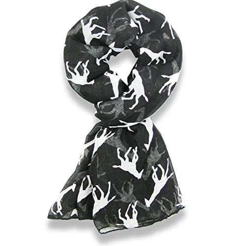 71522c09572 Giraffe Scarf: Amazon.com