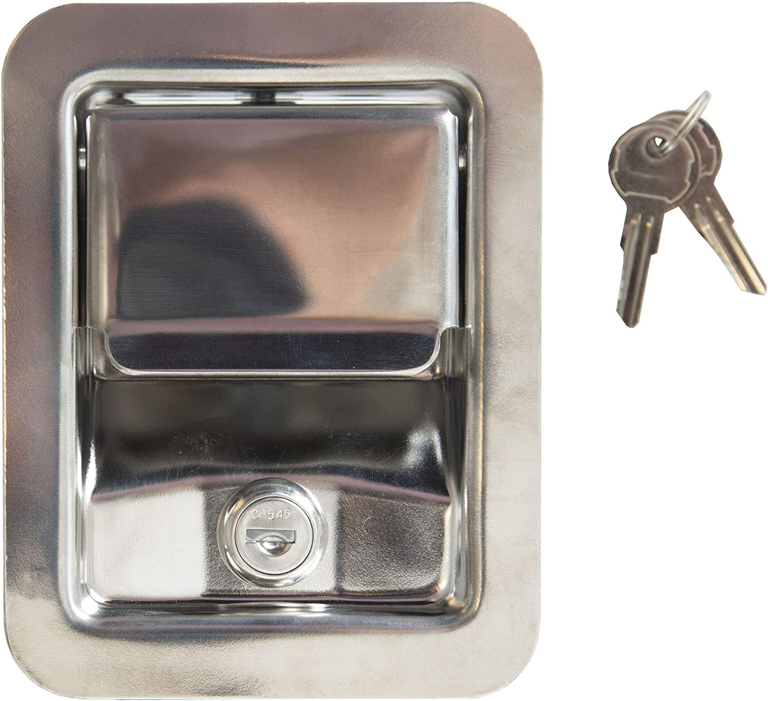 Buyers Products mart L3885RLS Rotary Handle Paddle Paddl Latch online shopping