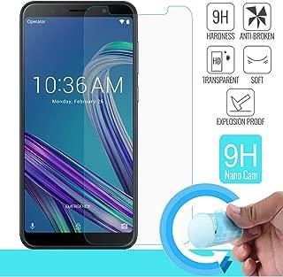 Asus Zenfone Max Pro ZB602KL Esnek Nano Ekran Koruyucu Plastik ve Cam Karışımı …