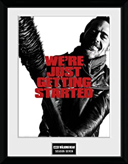 10 Mejor Poster The Walking Dead 7 Temporada de 2020 – Mejor valorados y revisados