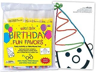 Best WikkiStix 108 Birthday Fun Favors Review