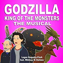 Godzilla King of the Monsters: The Musical (feat. Whitney Di Stefano)