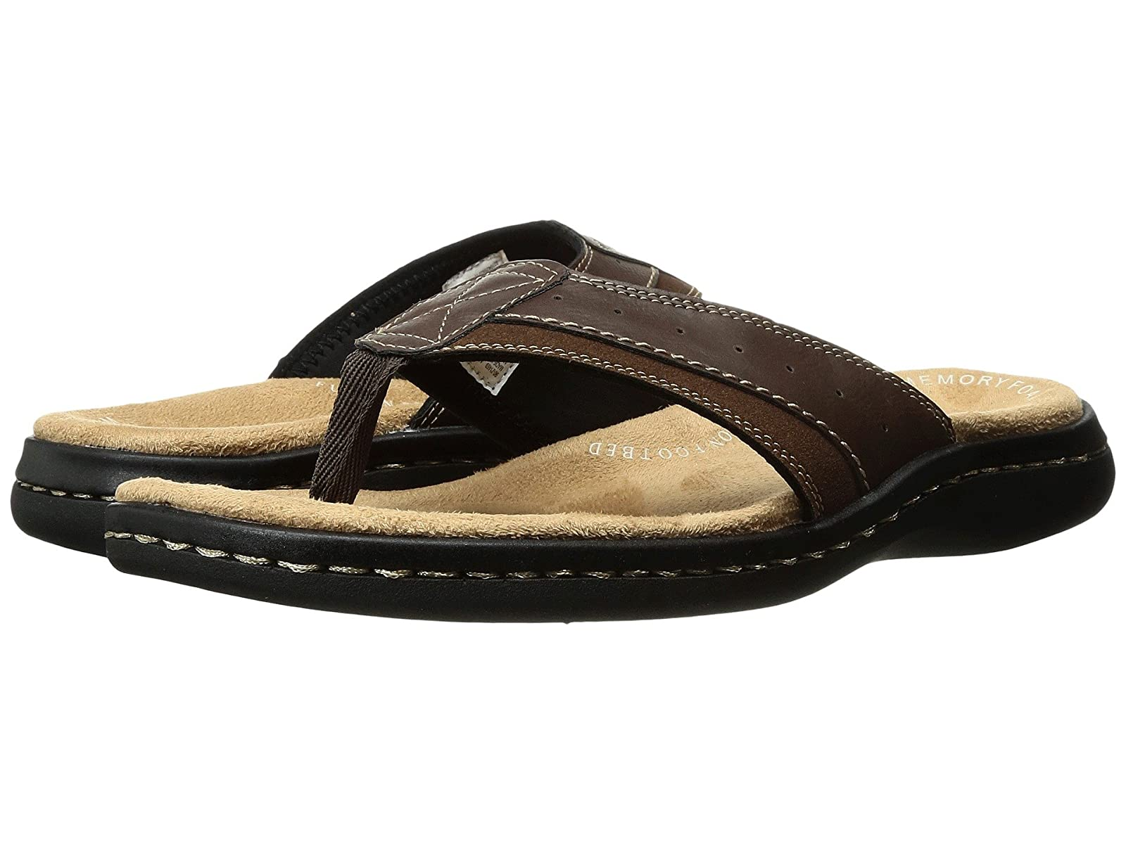 Dockers Laguna Thong SandalComfortable and distinctive shoes
