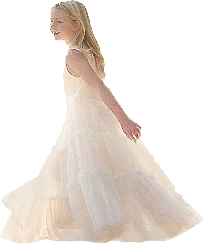 Princess Dresses: Jennifer and June Tiered Tutu Flower Girl Toddler Dress Collection.