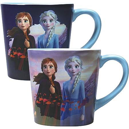 Bnwtags In Box. Disney Frozen 2 Destiny Heat Changing Mug