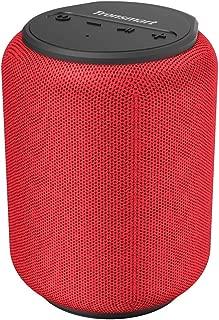 Element T6 Mini Premium SoundPulse Portable Bluetooth Speaker Outdoor Waterproof (Red)