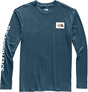 The North Face Men's Long Sleeve Westbrae Tee