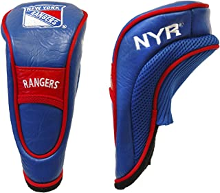 Team Golf NHL Hybrid Golf Club Headcover, Hook-and-Loop Closure, Velour lined for Extra Club Protection