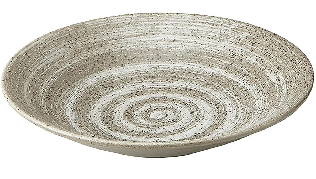 膨らませるのスコア学校教育光洋陶器 風の舞 皿 7.5 53174003