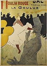 Henri de Toulouse-Lautrec Moulin Rouge, versión dos c1891250gsm brillante Art Tarjeta A3reproducción de póster