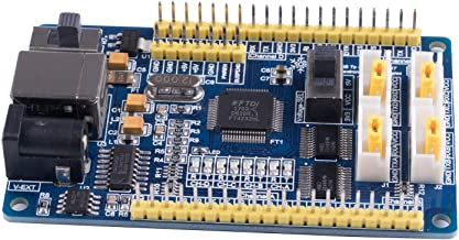 FTDI FT4232HL USB TTL Serial Converter Adapter to 4 Port UART Output Board Support Win7/8/10/xp/android/Mac/Linux