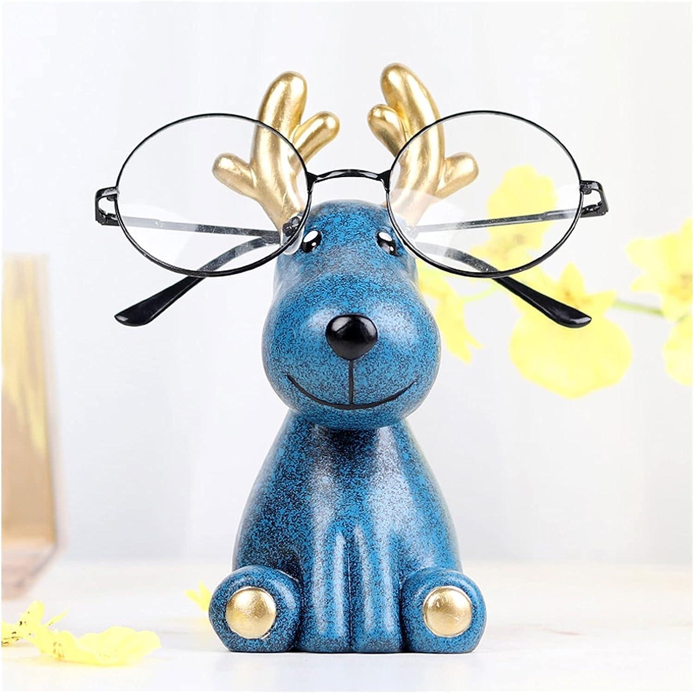price Sunglasses Rack Holder Deer Resin Shape Outlet SALE Eyegl Spectacle