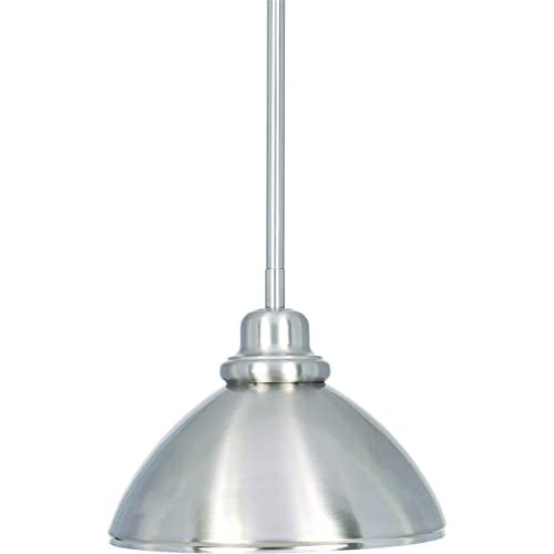 Stainless Steel Pendant Light volume lighting v1877 33 mini brushed nickel