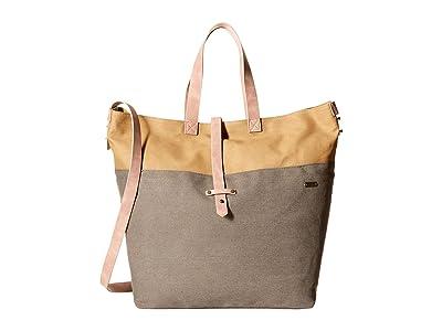 Roxy Stripey Love Large Tote Bag (Turbulence) Cross Body Handbags