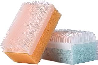 Scrubbie Scalp Scalp 3-pk، Sterile، Cap Cradle و Baby Bath Sponge Brush