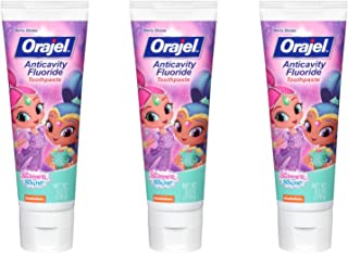 Best orajel shimmer and shine toothpaste Reviews
