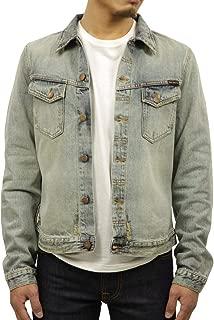 [ヌーディージーンズ] Nudie Jeans 正規販売店 メンズ アウター デニムジャケット KENNY SALVATORE REPLICA DENIM JACKET 160586 B26 DENIM (コード:4132046203)