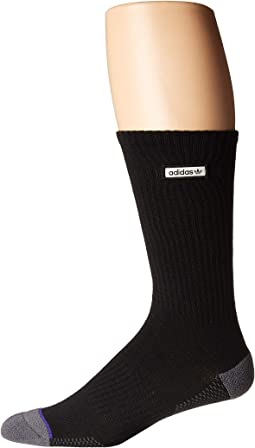 Originals Forum Patch Single Crew Sock