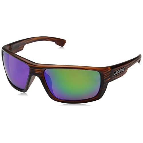 1e8d467e4a Hobie Men s Mojo-191926 Polarized Rectangular Sunglasses