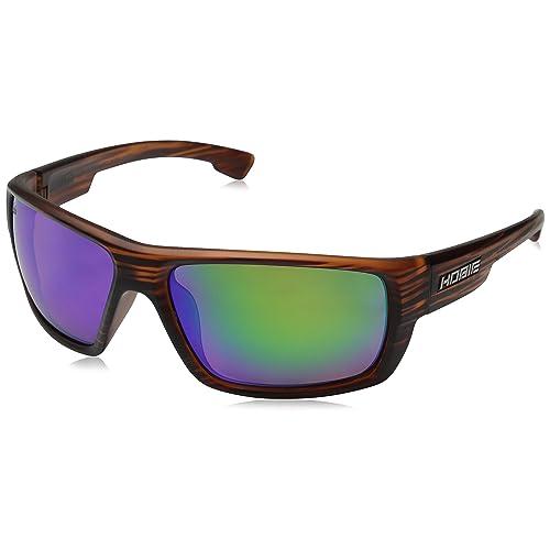 65eb85b78b Hobie Men s Mojo-191926 Polarized Rectangular Sunglasses