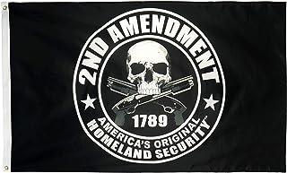 Best DANF FLAG 2nd Amendment Flag 3 x 5 FT America