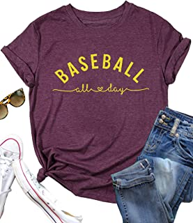gameday baseball tee