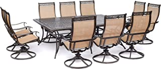 cast aluminum 84 x 60 outdoor dining table