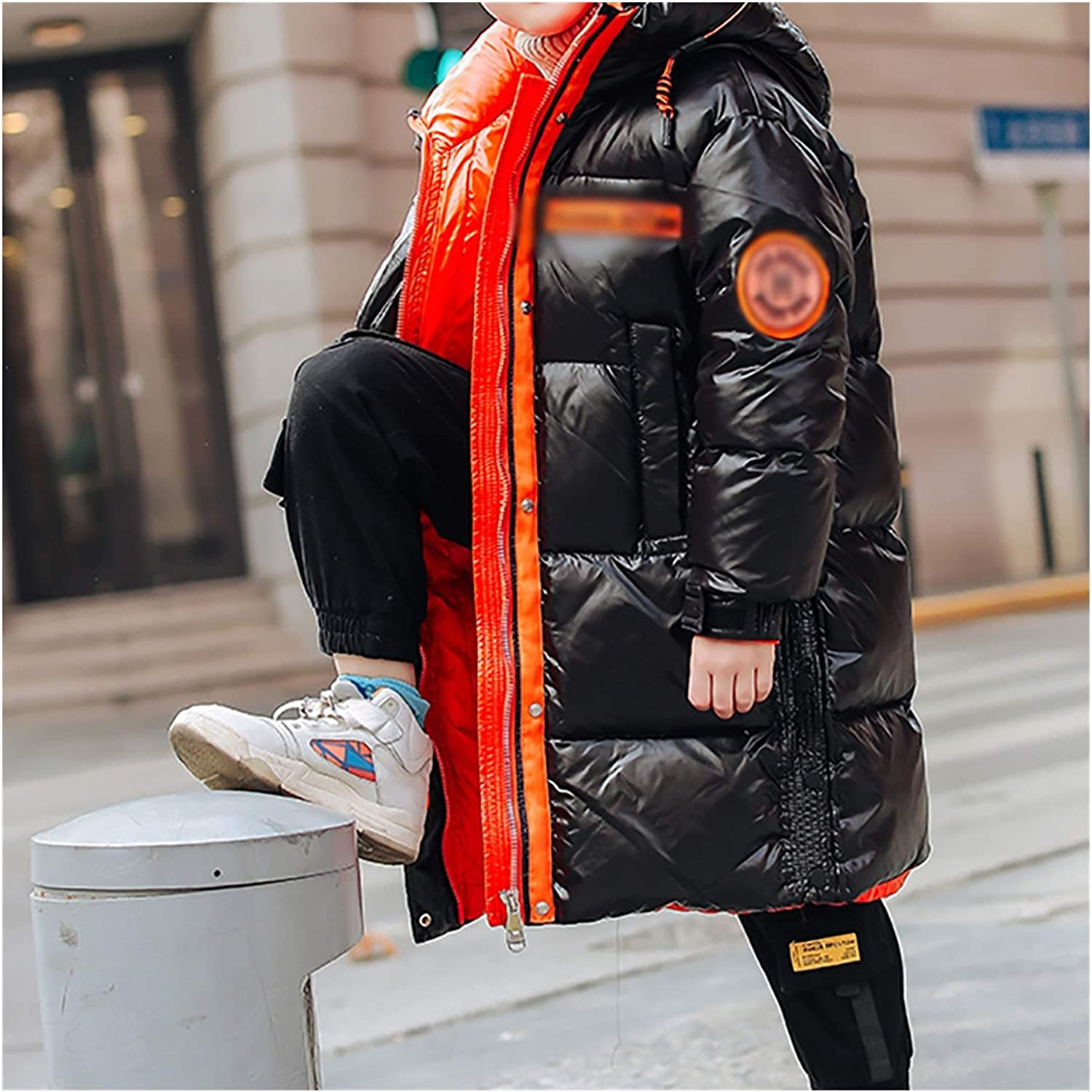 ZZL Coat Outdoor Boys' Puffer Parkas supreme Girls Down Jacket Pa High order