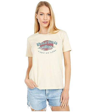 Burton Ashmore Short Sleeve T-Shirt (Creme Brulee) Women
