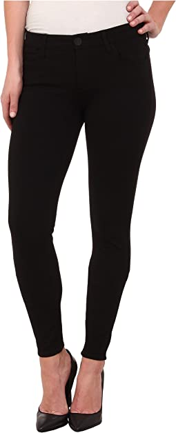 KUT from the Kloth Mia Toothpick Skinny Ponte Pant in Black