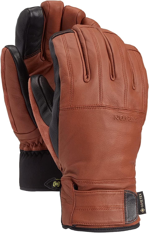 BURTON Mens Gondy Glove Superior Gore-tex Leather Cheap bargain