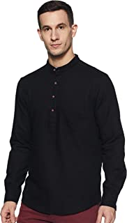 DIVERSE Men's Solid Regular fit Casual Shirt (DCMCF10RC14L31-3214_