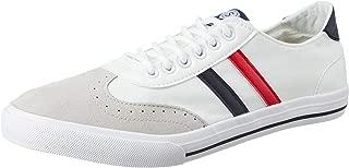 Amazon Brand - Symbol Men's Whitey Stripe Sneakers
