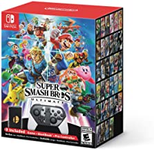 Super Smash Bros. Ultimate Special Edition - Nintendo Switch (Console Not Included)