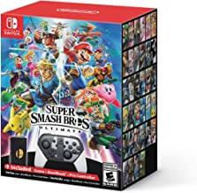 Best super smash bros switch collector's edition Reviews