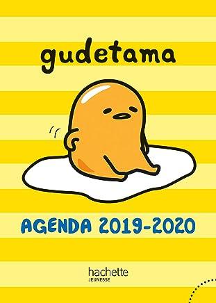 Agenda Gudetama: 9782017085102: Amazon.com: Books
