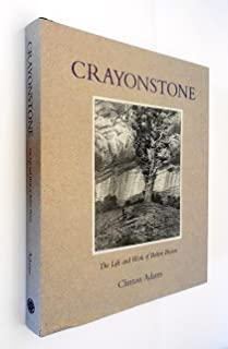 Crayonstone: The Life and Work of Bolton Brown With a Catalogue of His Lithographs