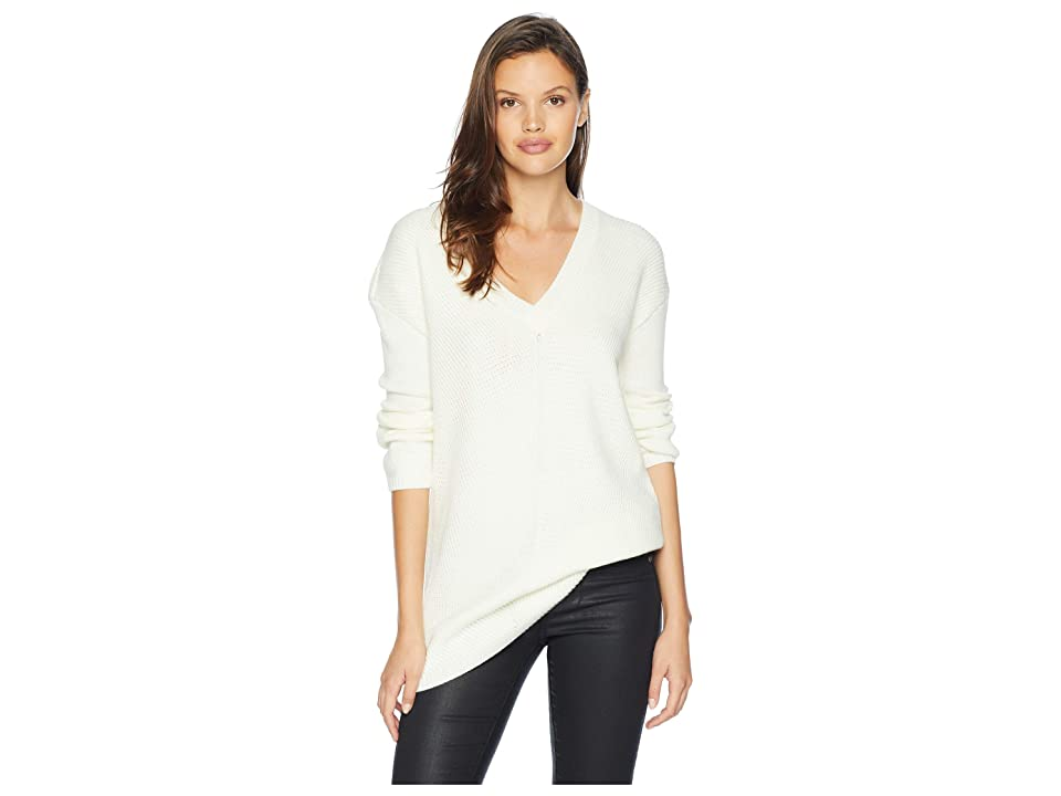 Jack by BB Dakota Mercy Me Soft Knit Sweater (Ivory) Women