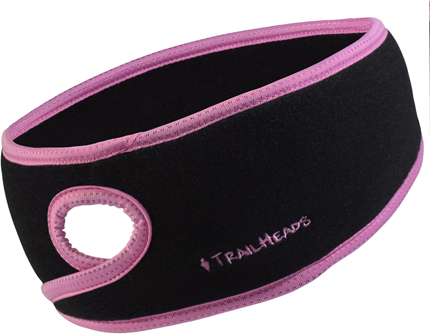 TrailHeads Womens Running Ponytail Headband Made in The USA 9 Colors