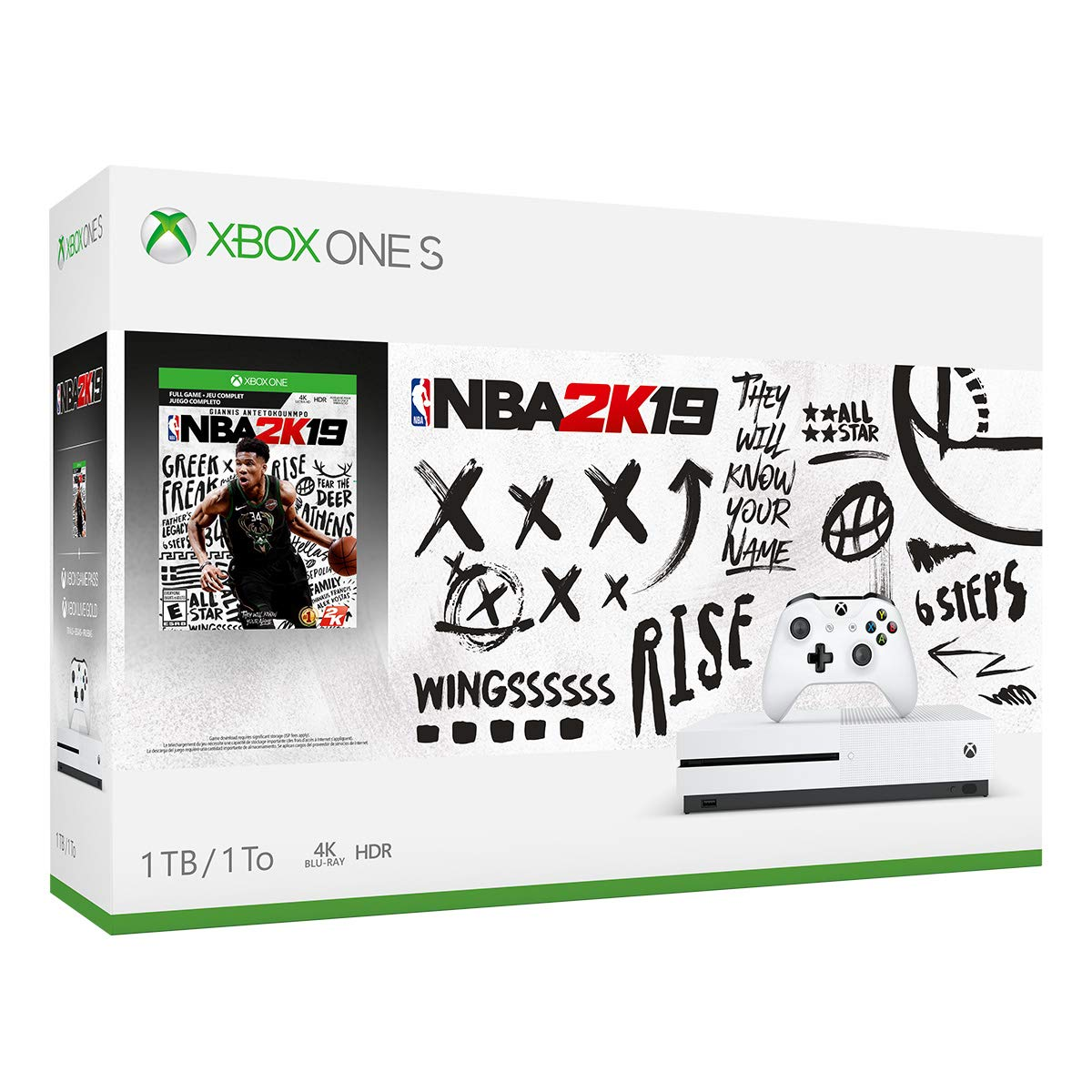 Xbox One 1TB Console Bundle Discontinued