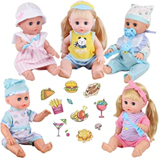 Best 12 baby doll clothes Reviews