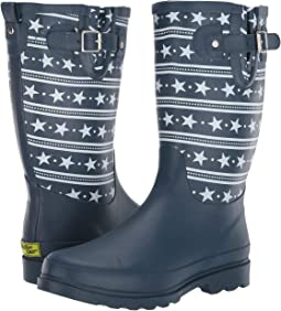 Stars and Stripes Rain Boot
