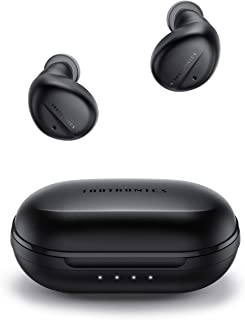 Active Noise Cancelling Wireless Earbuds, TaoTronics Hybrid ANC Headphones, Bluetooth 5.1 Earphones with Single/Twin Mode,...